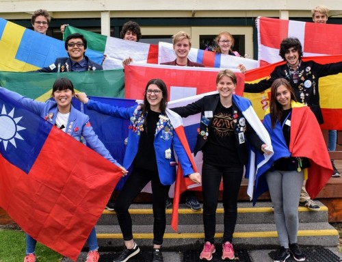 Rotary Youth Exchange Tasmanian Students Support Mental Health Research
