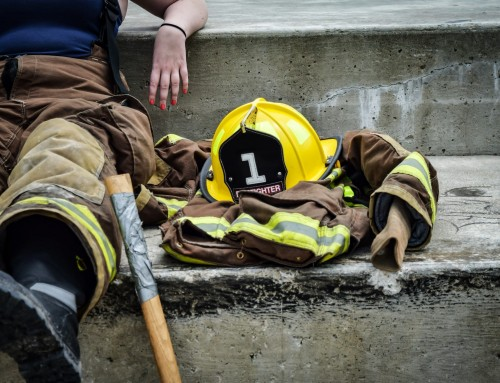 Fighting Suicide in Firefighters
