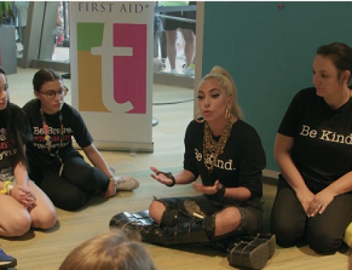 Lady Gaga Launches Teen Mental Health First Aid in the U.S
